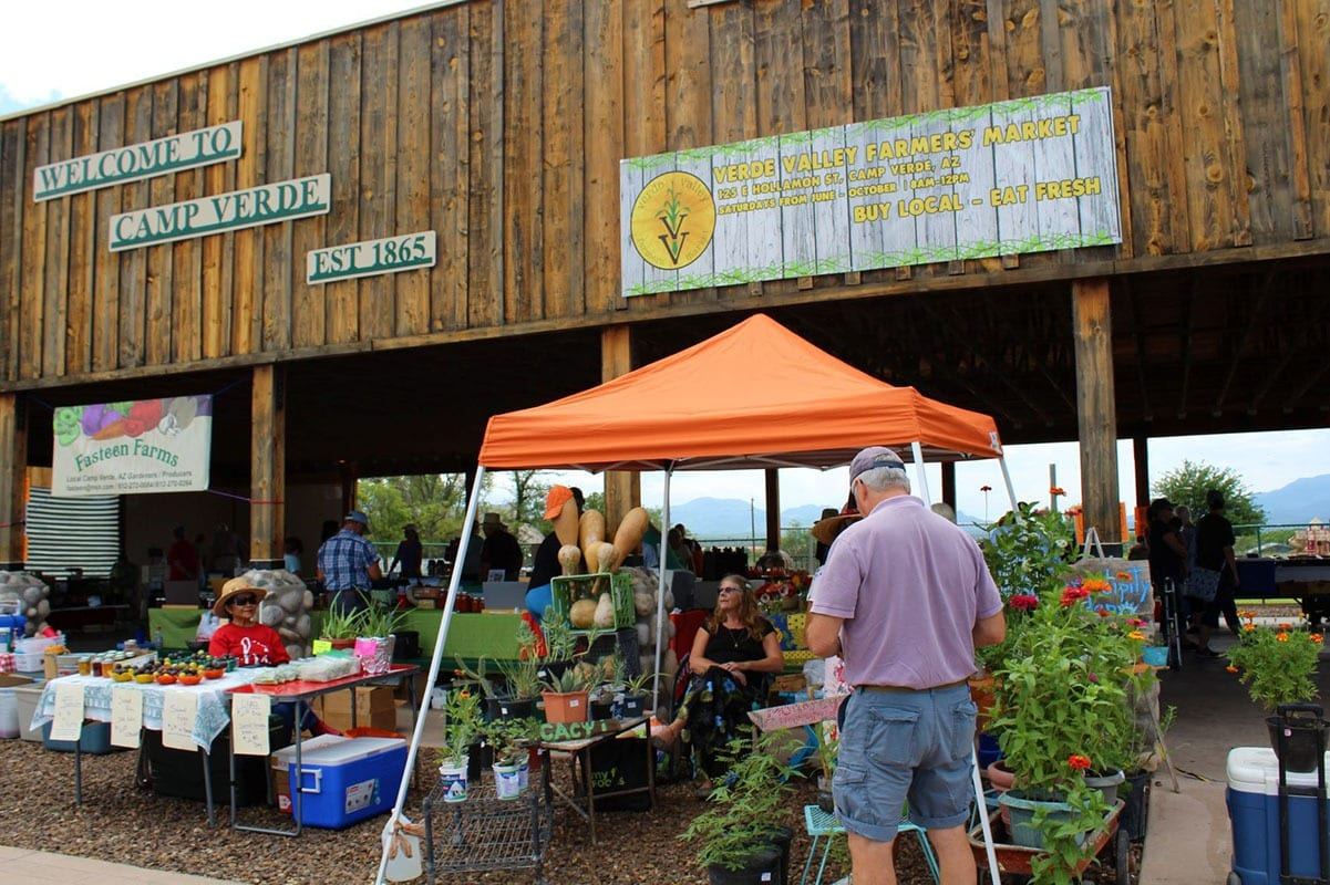 Verde Valley Farmer's Market