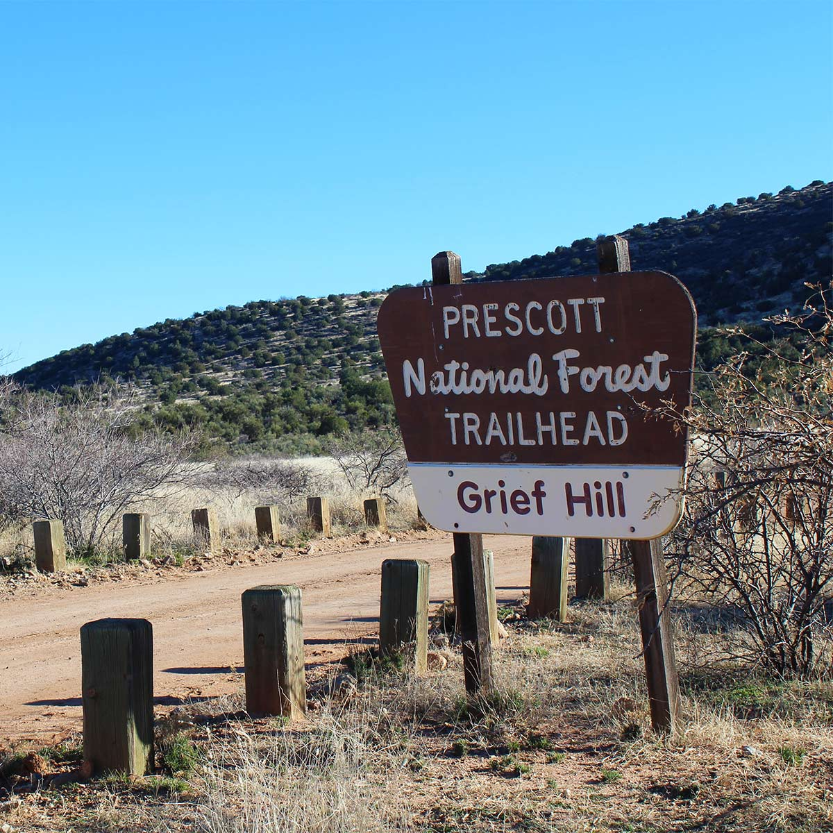 Grief Hill Trailhead