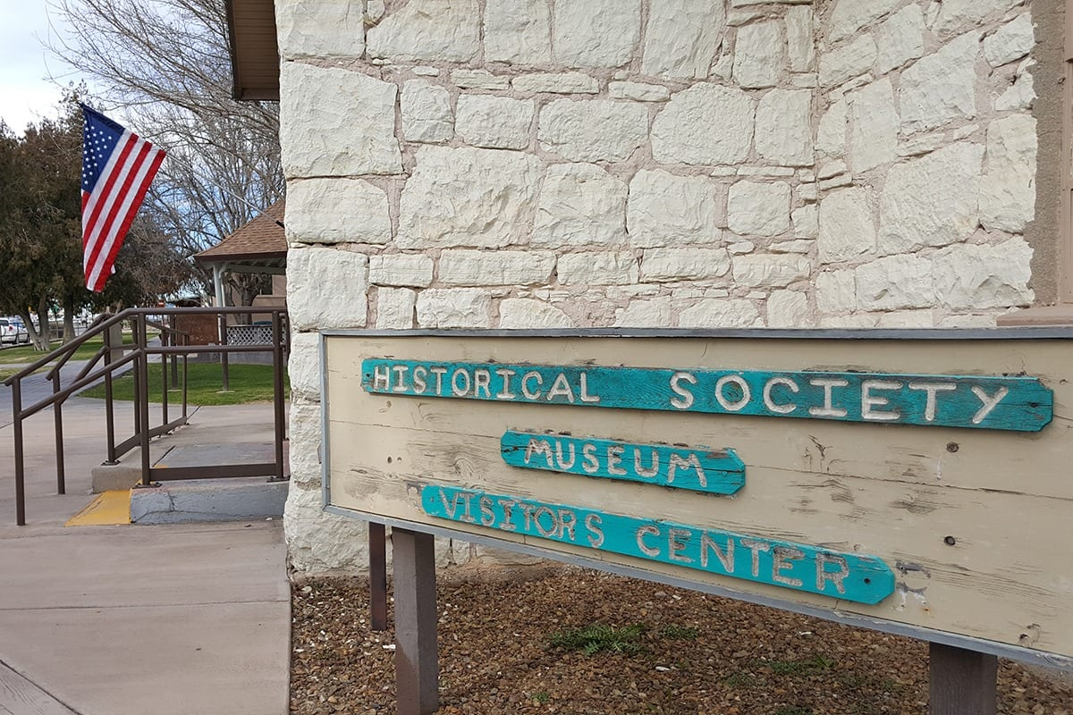 camp verde Historical Society museum